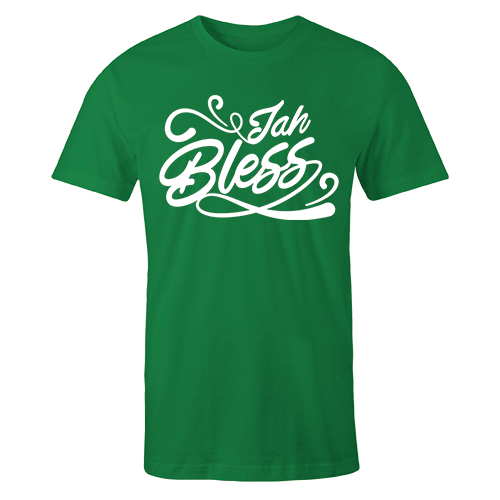 Jah Bless v2 Cotton Shirt