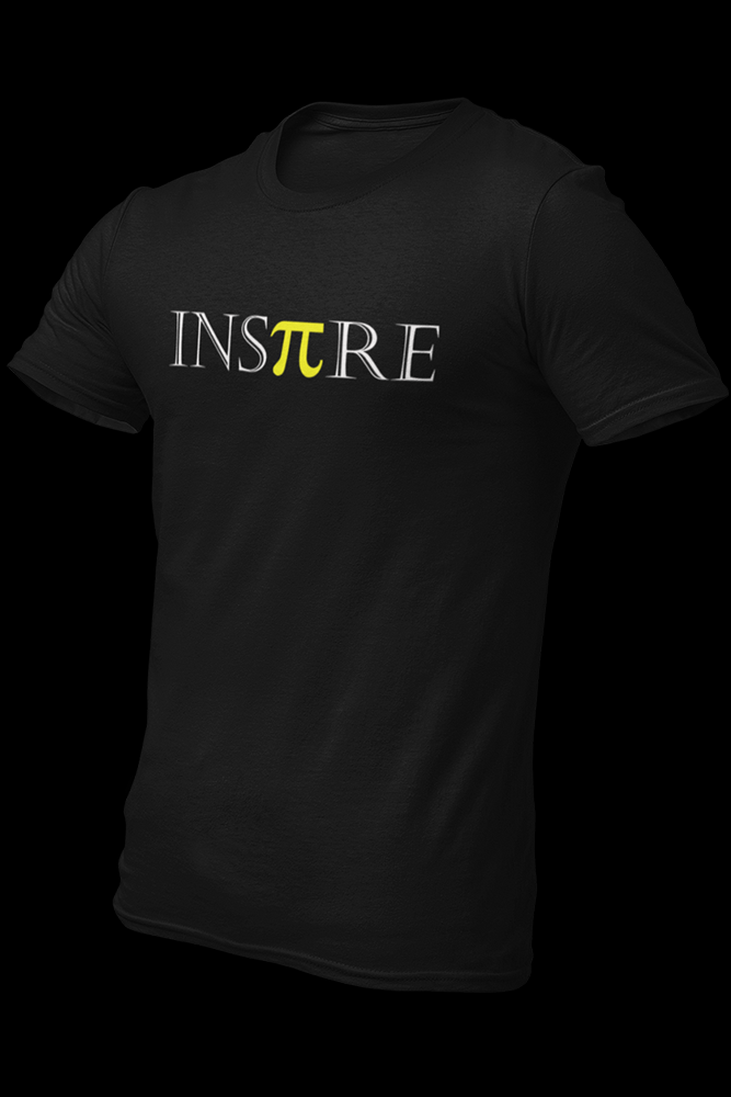 Insπre Black Cotton Shirt