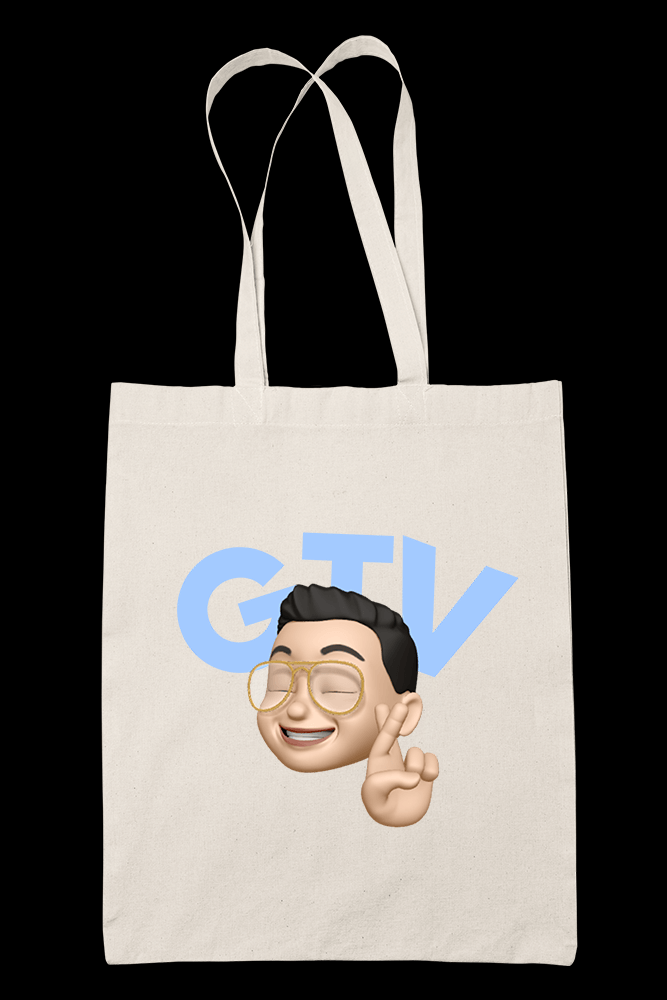 GTV Sublimation Canvass Tote Bag