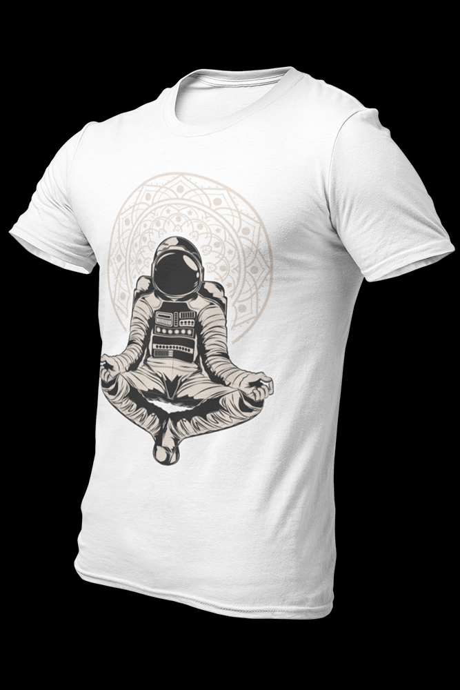 Astro Meditate Sublimation Dryfit Shirt