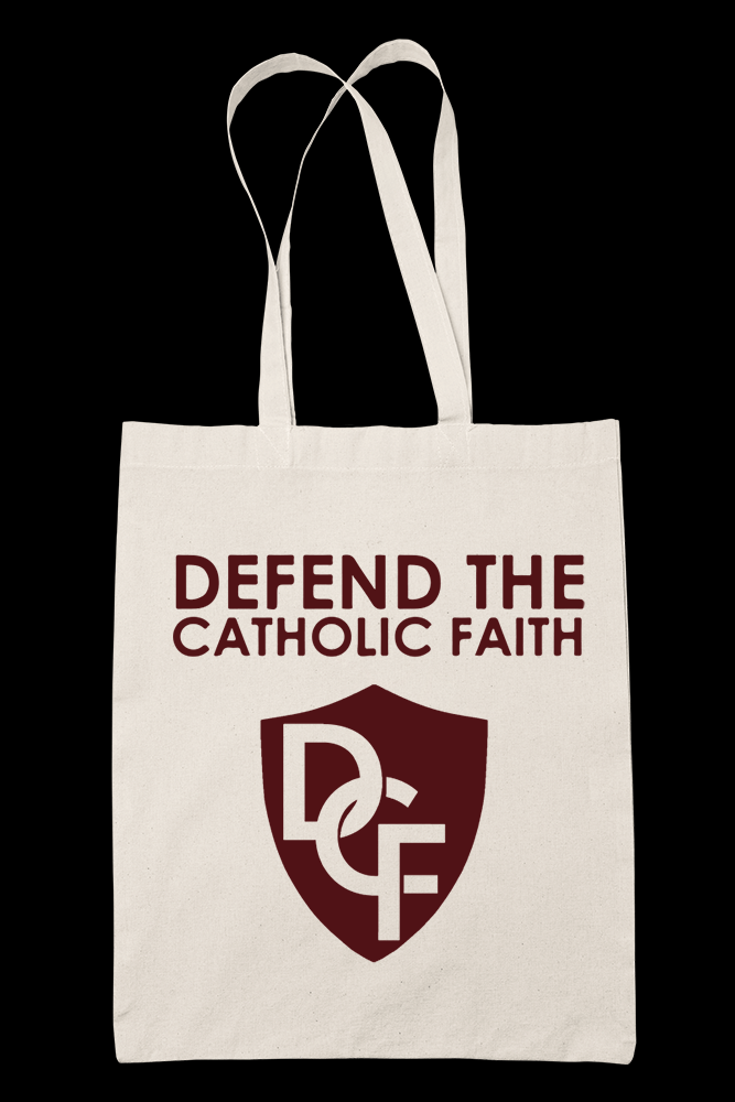Defend Sublimation Canvass Tote Bag