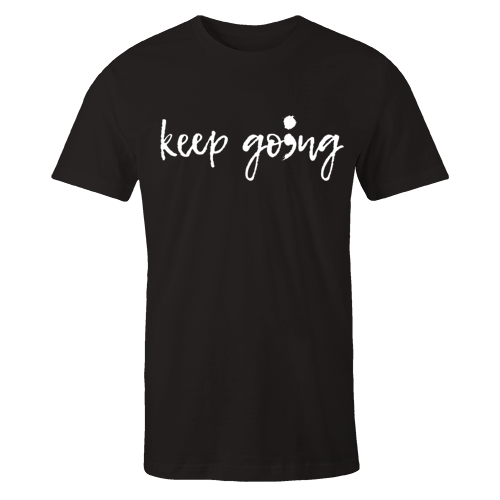 Keep Go Cotton Shirt