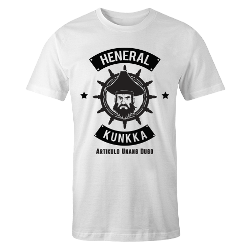 Heneral Kunkka Sublimation Dryfit Shirt