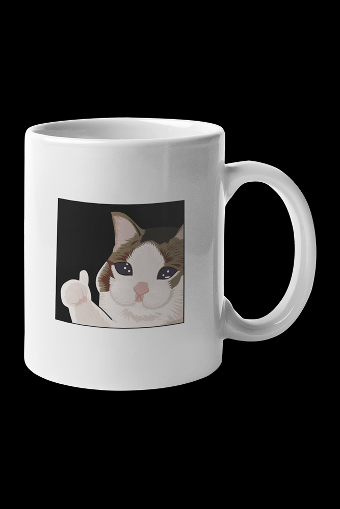 Okay Sublimation White Mug
