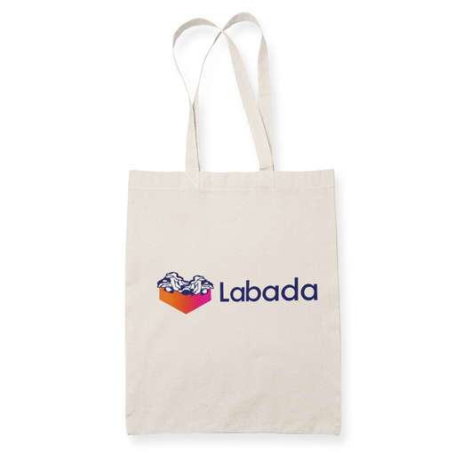 Labada Sublimation Canvass Tote Bag