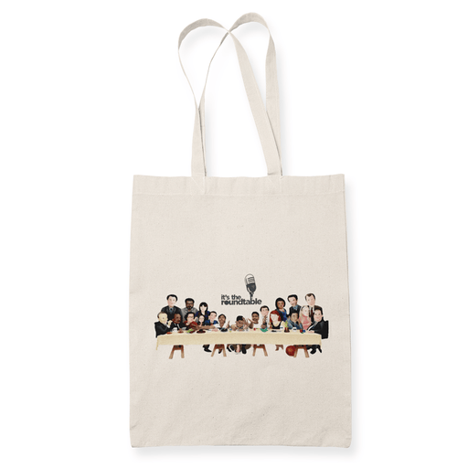 Last Supper Sublimation Canvass Tote Bag