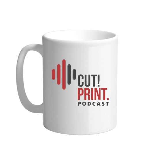 CPP Logo v1 Sublimation White Mug