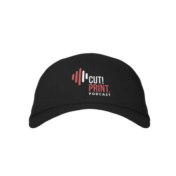 CPP Logo v2 Black Embroidered Cap