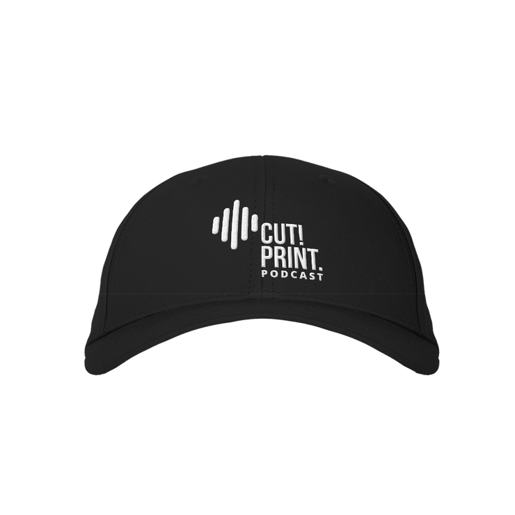 CPP Logo v3 Black Embroidered Cap