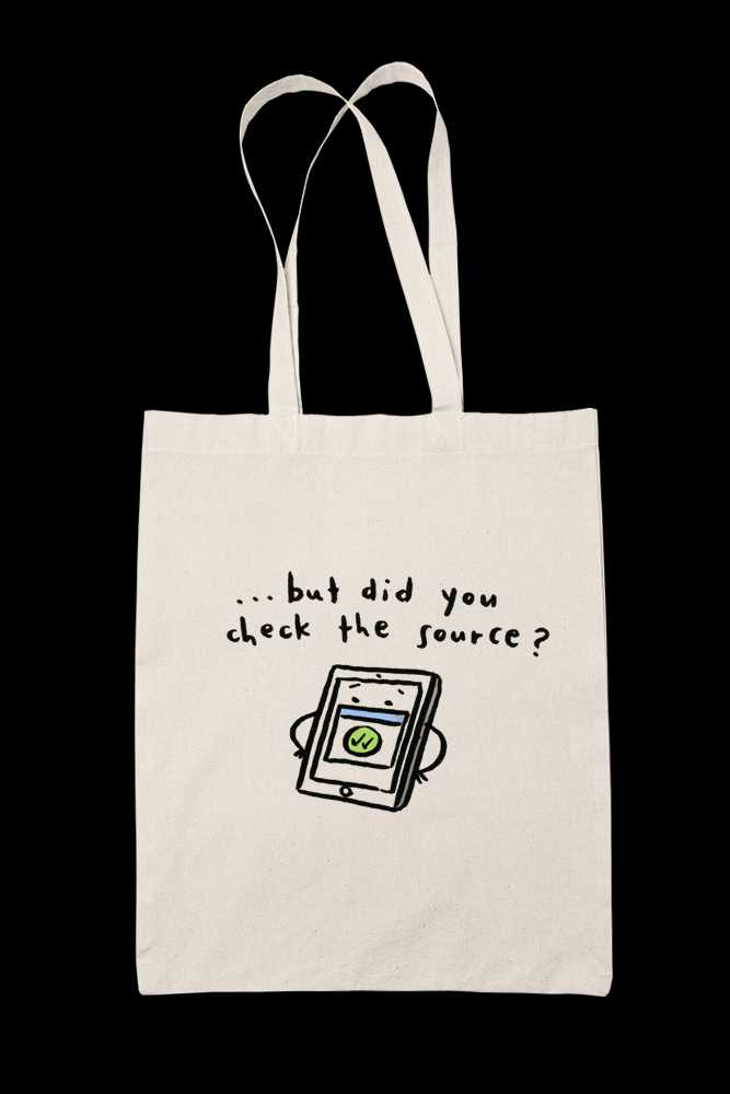 But did you Sublimation Canvass Tote Bag