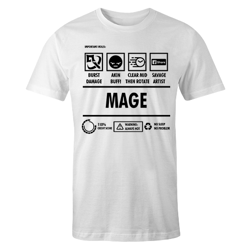 Mage Cotton Shirt