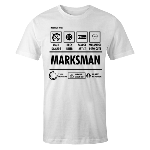 Marksman Cotton Shirt