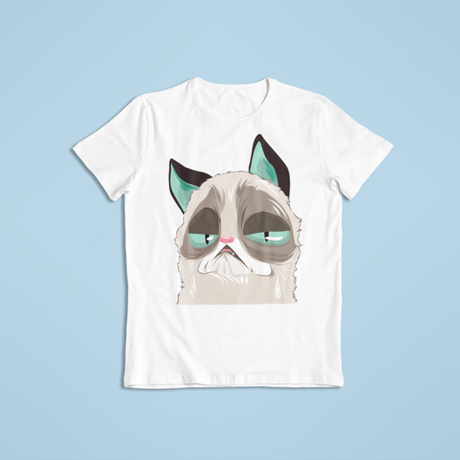 Grumpy Cat Sublimation Dryfit Shirt