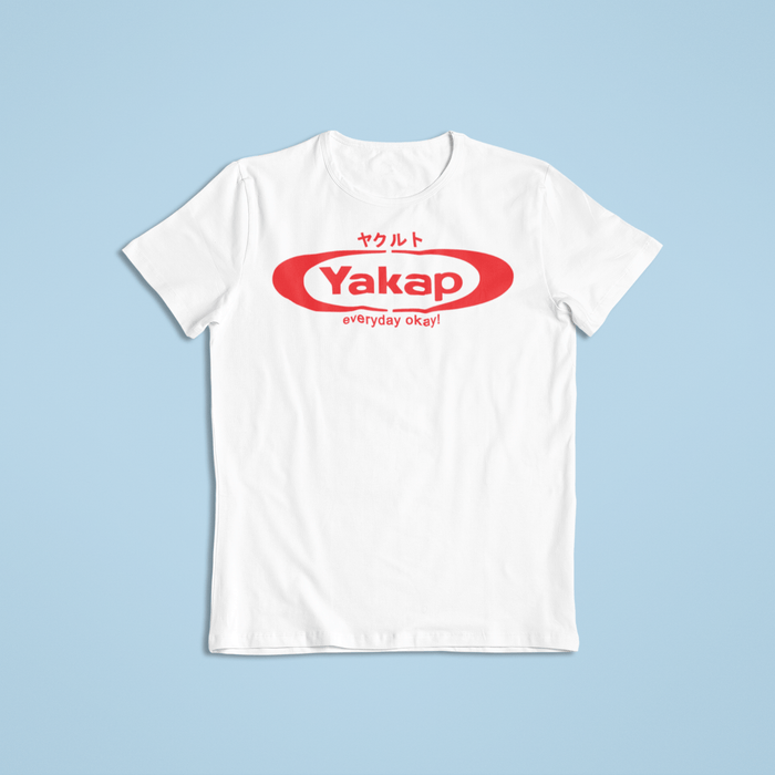 Yakap Everyday Sublimation Dryfit Shirt