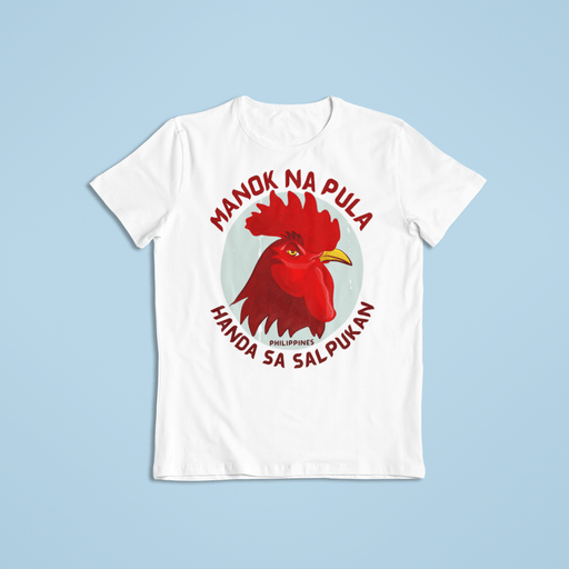 Manok na Pula Sublimation Dryfit Shirt