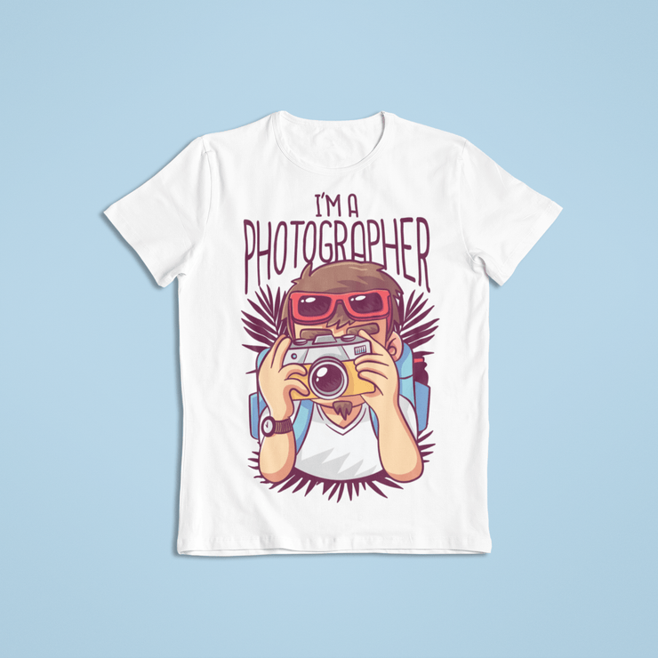 Photographer Sublimation Dryfit Shirt