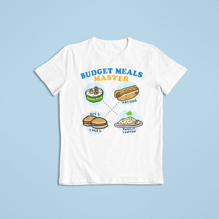 Budget Meals Master Sublimation Dryfit Shirt