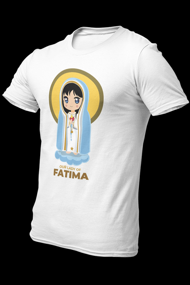 Our Lady of FATIMA Sublimation Dryfit Shirt