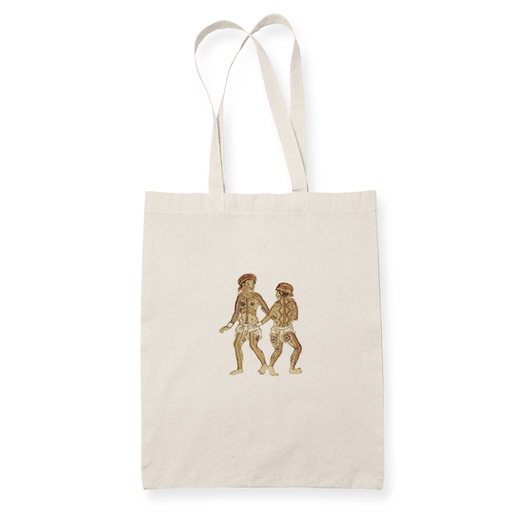 Filipinas Nostalgia v1 Sublimation Canvass Tote Bag