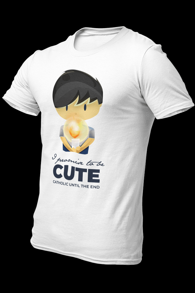 PROMISE TO BE CUTE v2 Sublimation Dryfit Shirt