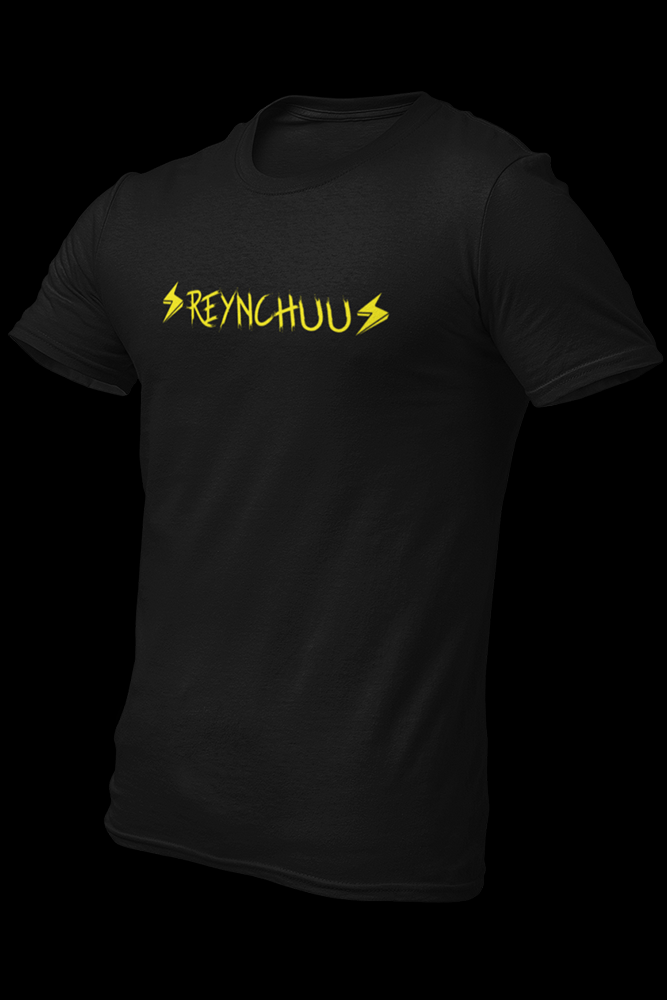 Reynchuu Black Cotton Shirt