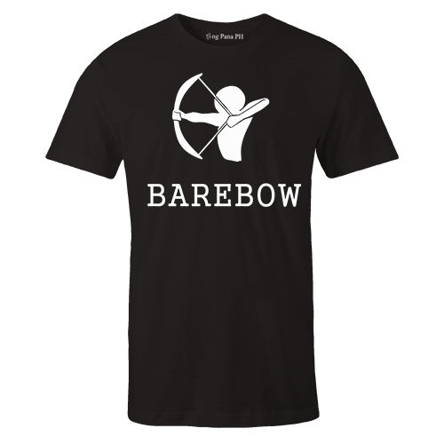 Barebow Black Cotton Shirt