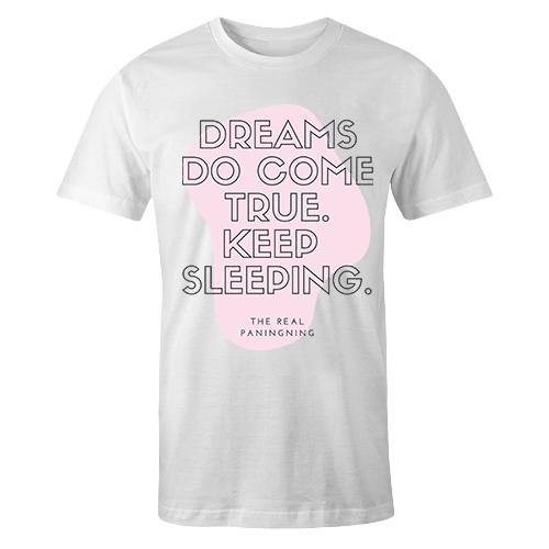 Dreams do come true Sublimation Dryfit Shirt