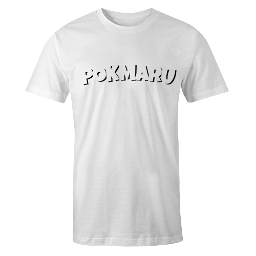 Pokmaru White Cotton Shirt