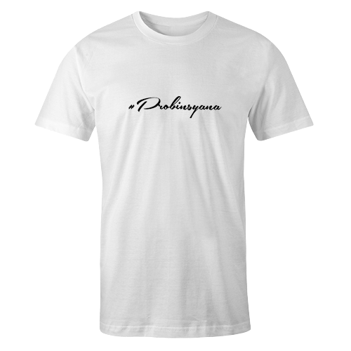 Probinsiyana White Cotton Shirt