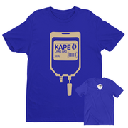 KAPE DEXTROSE Cotton Shirt With Logo At The Back
