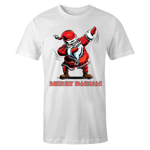 Merry Dabmas Sublimation Dryfit Shirt