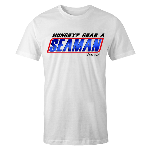 Grab a Seaman Sublimation Dryfit Shirt