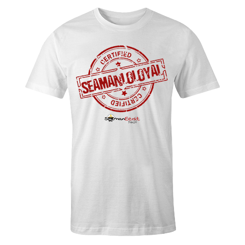 Seamanloloyal Sublimation Dryfit Shirt