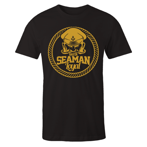 Basta Seaman Loyal v2 G5 Black Cotton Shirt