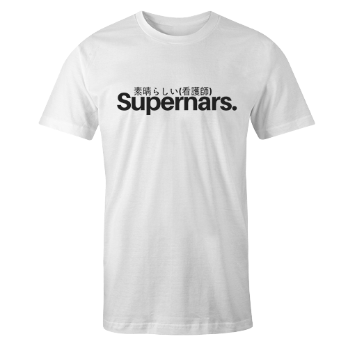 Supernars Limited White Cotton Shirt
