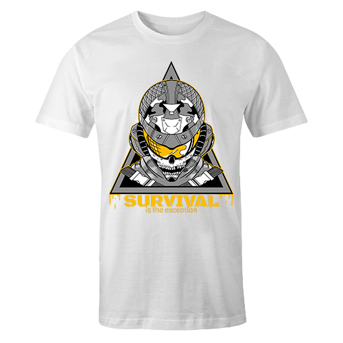 Survival Sublimation Dryfit Shirt