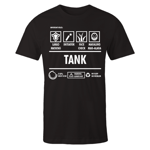 Tank Cotton Shirt