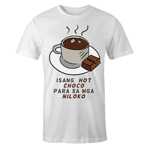Hotchoco Sublimation Dryfit Shirt