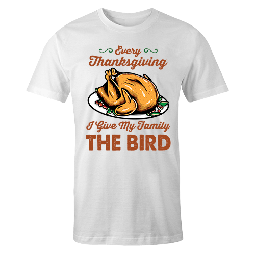 Every Thanksgiving Sublimation Dryfit Shirt