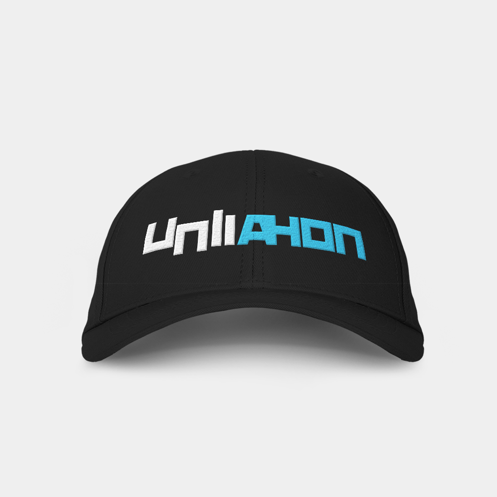 UnliAhon Embroidered Cap