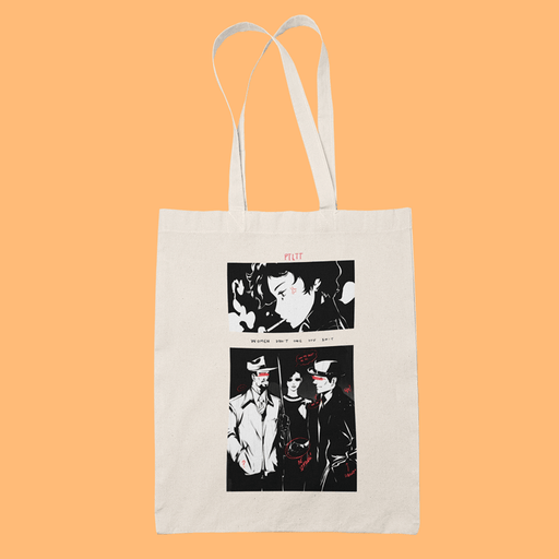 Women Dont Owe You Sublimation Canvass Tote Bag