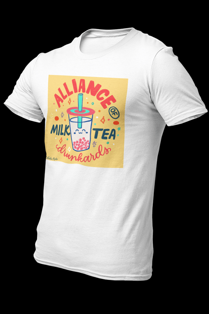 Alliance Milk Tea Sublimation Dryfit Shirt