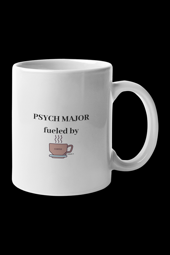 Physic Major coffee Sublimation White Mug