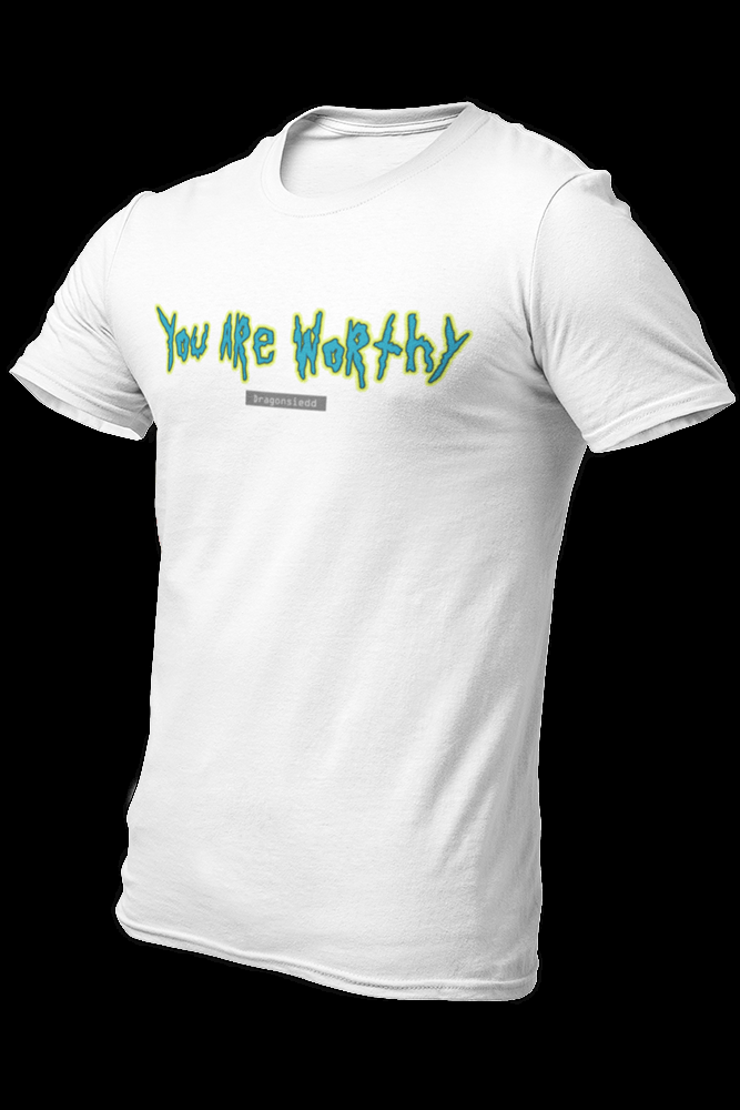 You Are Worthy Sublimation Dryfit Shirt