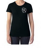 TwentiSix Ladies TS Curved Hem T-Shirt