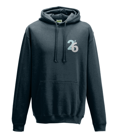 French Navy Cropton College Hoodie