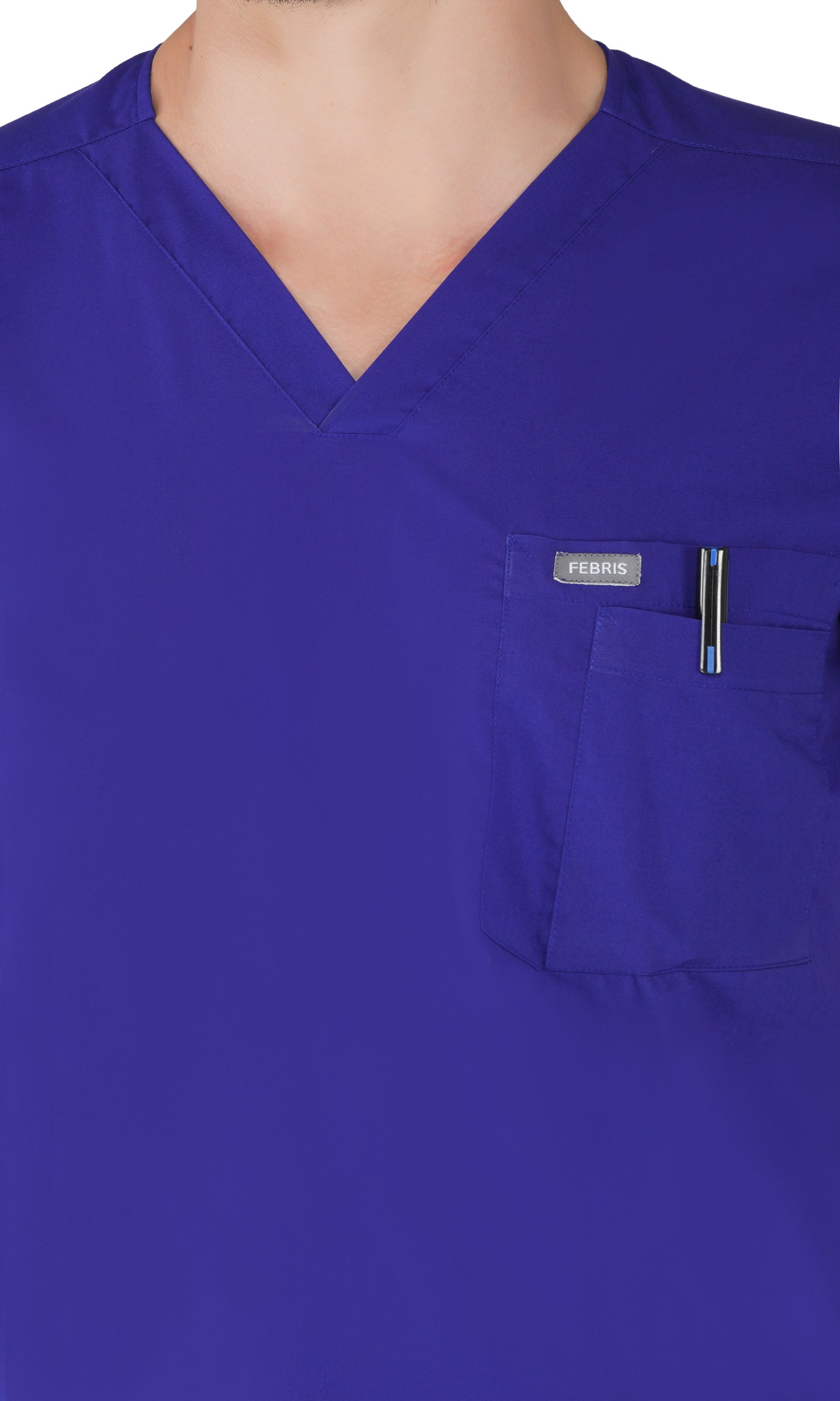 MARGARET SCRUB TOP