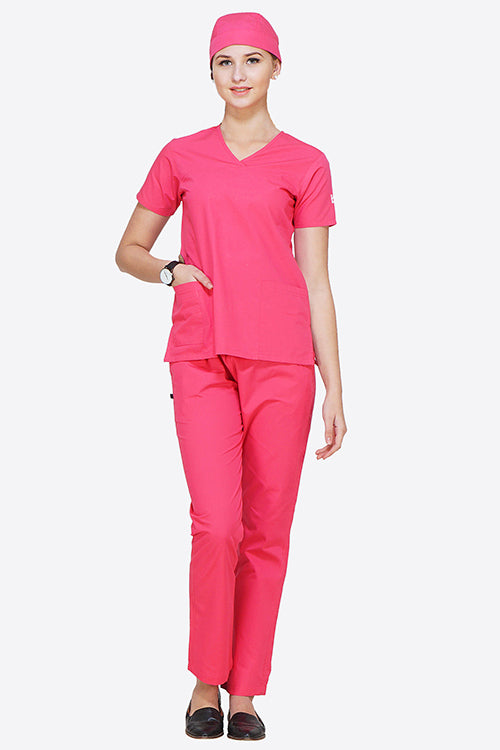 OLIVER SCRUB TOP