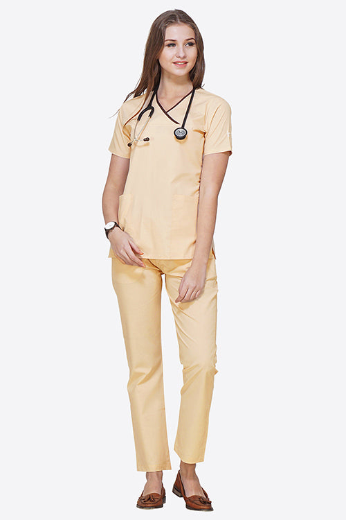 ISABELLE SCRUB TOP
