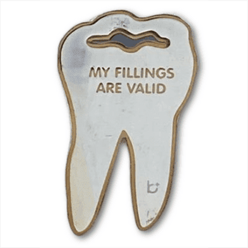 Febris My Fillings are valid
